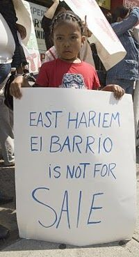 Freedom and Housing...El Barrio