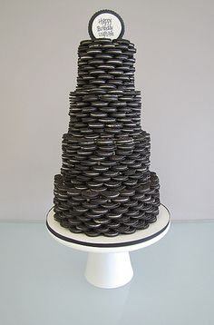 Oreo cake #Oreo #cake