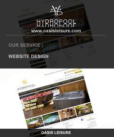 http://www.wsidigitalweb.com  Oasis Leisure website created by WSI Digital Web