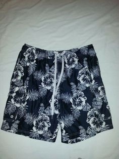 3002388dee OP MEN'S BLUEWHITE PATTERNED SWIM TRUNKS SIZE XL VERY NICE!(C) #fashion  #clothing #shoes #accessories #mensclothing #swimwear (ebay link)