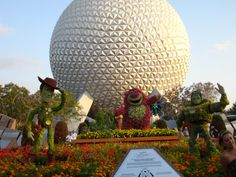 Epcot.....Disney World