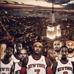NY Knicks 2013
