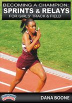 Sprints & Relays for Girls' Track & Field