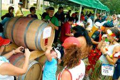 Le Marathon du #Médoc  Vous devrez éviter les multiples embuscades des viticulteurs qui essaieront sans relâche  de vous faire boire les meilleurs cépages de l'hexagone. Et si vous êtes encore debout au km 38 vous pourrez déguster des huîtres ou encore une petite entrecôte au km 39 !
