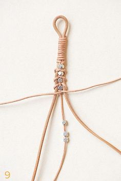 - leather bracelet tutorial by lebenslustiger, Lederarmband selbermachen -Leder Wrap Armband - Zum Selbermachen! - leather bracelet tutorial by lebenslustiger, Lederarmband selbermachen - Leather Jewelry, Beaded Jewelry, Hippie Jewelry, Leather Earrings, Crystal Jewelry, Gold Jewelry, Jewelry Necklaces, Leather Bracelet Tutorial, Bracelet Crafts