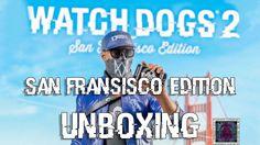 Watch Dogs 2 San Francisco Edition Unboxing San Francisco, Baseball Cards, Watch, Dogs, Clock, Bracelet Watch, Pet Dogs, Clocks, Doggies