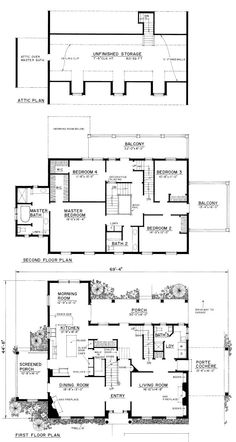 The Father of the Bride House Is for Sale Take a Peek Inside and    Father of the Bride House   Sq  Ft  House Plan         from Planhouse   Home Plans  House Plans  Floor Plans  Design Plans