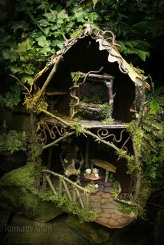 Fairy House by Romany Soup                              …