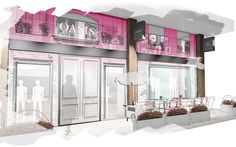 Oasis: exciting new London flagship coming soon - Dalziel & Pow