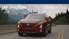Packed with technology that helps bring people closer together, the all-new Hyundai Santa Fe is our most advanced SUV ever. New Hyundai Santa Fe, Fes, Cars And Motorcycles, Closer, Technology, People, Youtube, Tech, Tecnologia