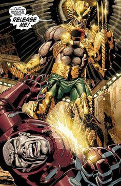 Hawkman.