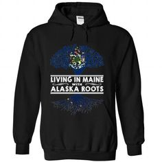 Living in Maine with Alaska Roots