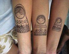 Sister tattoo ideas :)