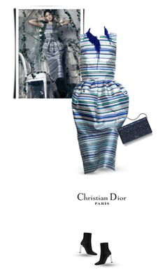 """""""Christian Dior SS 2014"""" by bliznec-anna ❤ liked on Polyvore featuring Christian Dior and Dior"""