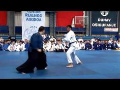 """▶ REAL AIKIDO """"Demonstration in Belgrade"""" (ONE OF THE BEST) - Fariz Abdullayev *** - YouTube"""