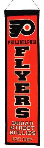NHL Philadelphia Flyers Heritage Banner *** You can get additional details at the image link.