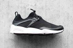 buy online 40469 b6e11 Stampd x PUMA Blaze of Glory Chaussure, Mode, Nike Huarache, Chaussures De  Basket