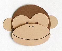 oval craft monkey