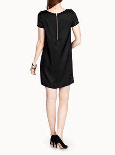 FLUID T-SHIRT DRESS (Simons Canada)