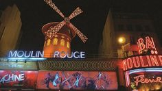 Moulin Rouge #Paris #France #studentflights #travel