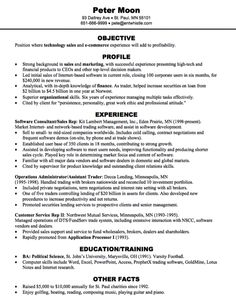 College Graduate Resume Samples - http://exampleresumecv.org ...
