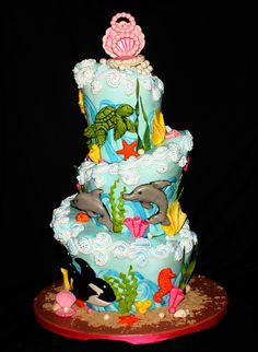 Under The Sea by its-a-piece-of-cake, via Flickr
