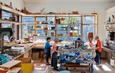 Shady Hill School - Cambridge, MA  Machado and Silvetti, Architects, 2010   Anton Grassl - Photographers - Esto Photographics
