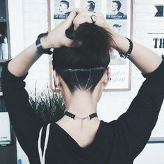 10 Undercut Tattoos You *Need* to Try ASAP via Brit   Co