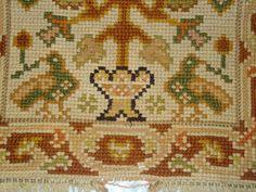 Arraiolos rug to recover!