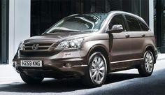 If I have my way this will be my car! Always had a thing for suvs...Honda CRV #hondaCRV #Honda #HondaCars
