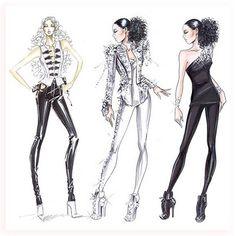 Google Image Result for http://1.bp.blogspot.com/_ZQiuTmUlQ5I/TPs_XOkrnSI/AAAAAAAABQs/-Ww6zr-en3I/s400/Fashion%252BIllustration-Brooke%252BHagel-armani-alicia-keys-costume.jpg
