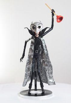 Phantom Of The Opera, Coraline, Paradise, Horror, Darth Vader, Tumblr, Statue, Dolls, Classic