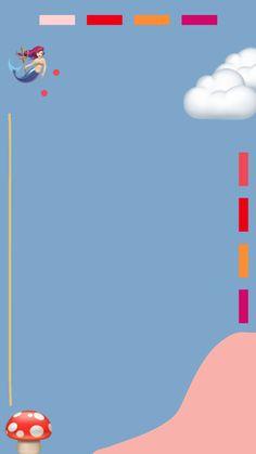 Photo Frame Wallpaper, Framed Wallpaper, Emoji Wallpaper, Cute Pastel Wallpaper, Aesthetic Pastel Wallpaper, Aesthetic Wallpapers, Birthday Captions Instagram, Birthday Post Instagram, Cute Backgrounds