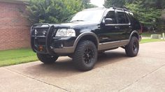 2004 Ford Explorer XLT Sport by Raceline Wheels. Click to view more photos and mod info.