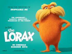 Pôsters e Wallpapers do filme O Lorax em busca da Trúfula Perdida