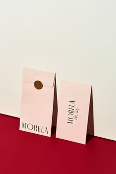 """Check out this @Behance project: """"Morela rebranding"""" https://www.behance.net/gallery/66148157/Morela-rebranding"""