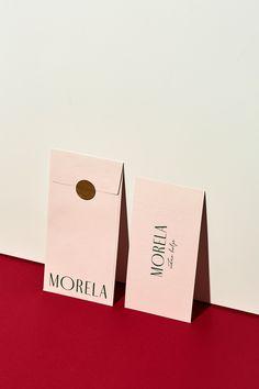 Morela rebranding on Behance