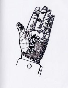 """Saatchi Online Artist Andrea Cook; Drawing, """"Interconnectedness"""" #art"""
