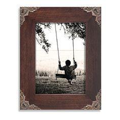 Prinz Astor 5-Inch x 7-Inch Wood Photo Frame in Espresso - BedBathandBeyond.com $17