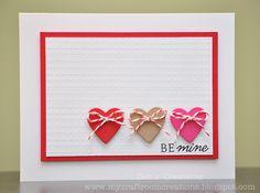 Valentine's Day Card...cute :)
