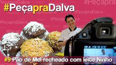 #PeçapraDalva #9 - Pão de Mel com Leite Ninho - Maura Fazolato
