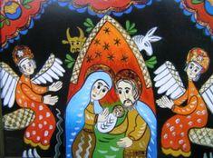 Znalezione obrazy dla zapytania szopki bożonarodzeniowe na kamieniu