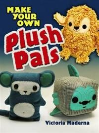 Make Your Own Plush Pals 6,80€