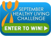 We challenge YOU to live a healthier life! Make every move count and win great prizes! Visit blog.northernhealth.ca for details.