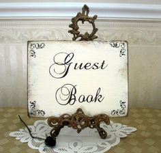 Write me a note, if you like :) This pin is from my 'Welcome Friends' board