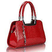 moda contraste de cor crocodilo grãos bolsas – BRL R$ 72,06