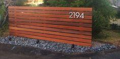 horizontal fencing | Horizontal Wood Fence