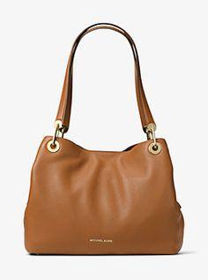 Bolso de ante para mujer, bolso de piel suave, 2 uds., conjunto de bolsos de hombro para mujer, bolsos de mano grandes informales (marrón)