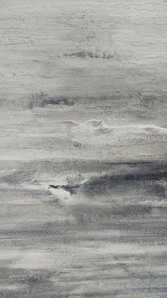 Gray Zen This is an original textured abstract painting by Amy Neal on professional 20 x 24 x 1.5 gallery-wrapped canvas. Subtle distressed texture for a modern rustic feel. Soft washes of white and gray. Bright, calming, and minimalist. Sealed with satin varnish. Signed on back