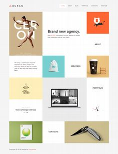 WORDPRESS THEME COLLECTIONS 49+ Of The Best WordPress Grid Themes ByTopNotchThemes